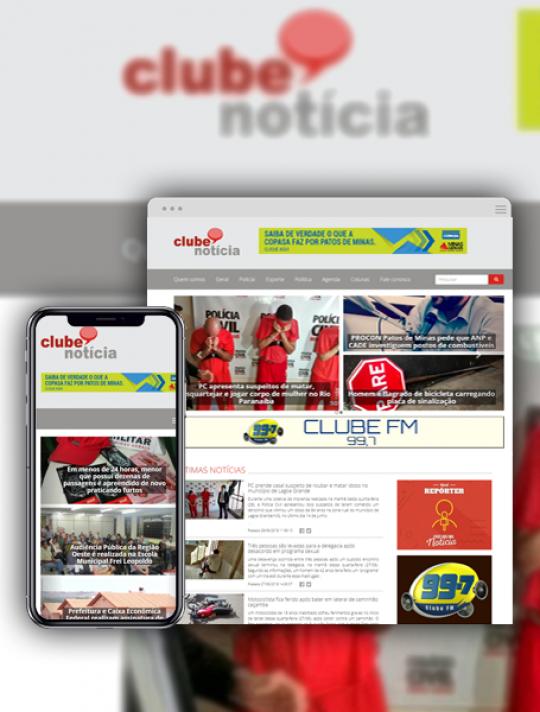 Clube Notícia - Portal de Notícias